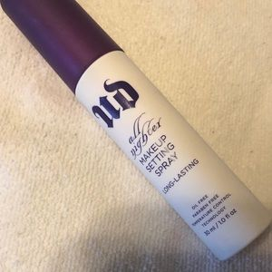 NEW Urban Decay All Nighter Setting Spray Travel